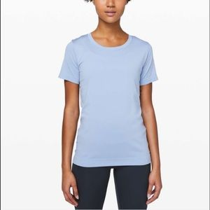 Lululemon Swiftly Tech Relaxed Fit S/S Crew